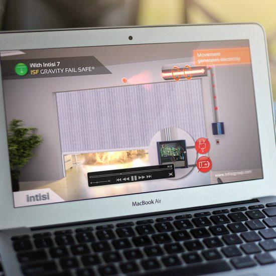 creacion de video de producto 1 550x550 - Realización de vídeo 3D para Intisi