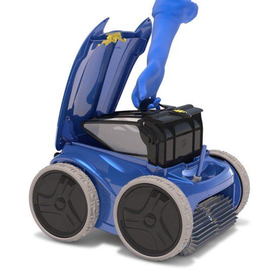 creacion de video robot 550x550 - Vídeo animación 3D de producto