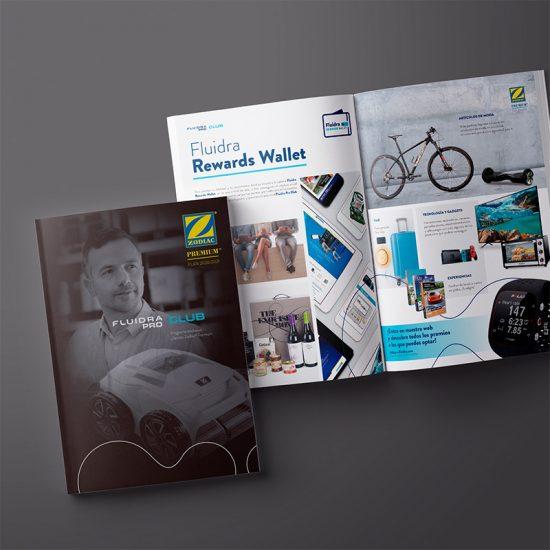 maquetacion de catalogos promocionales 550x550 - Catálogos campaña de fidelización