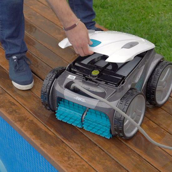 grabacion de video de robot 550x550 - Creación de vídeo de producto